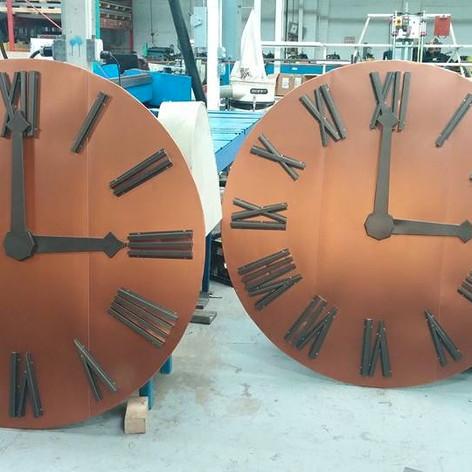 St. John the Baptist Catholic Church Clocks