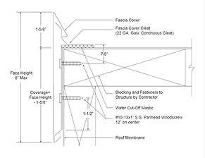 ES-1 Fascia Cover Form