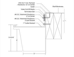 ES-1 Box Gutter Form