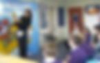 Gill Carrie School Workshops - Speaker - Bumble Power, School Ghoul