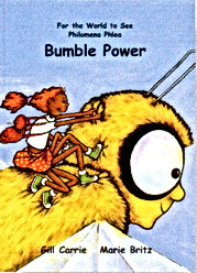 Bumble Power Book by Gill Carrie - Friends - Stop Bullying!