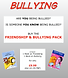 Gill Carrie Bullying Workshops - Speaker - Bumble Power, School Ghoul - Friends & Bullying
