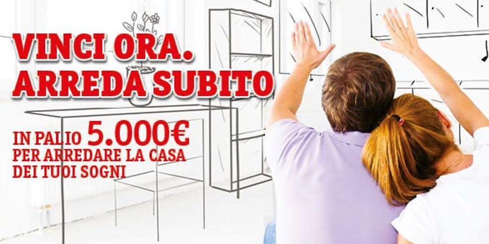 Arreda Subito: In Palio € 5.000,00 per Arredare la Tua Casa!