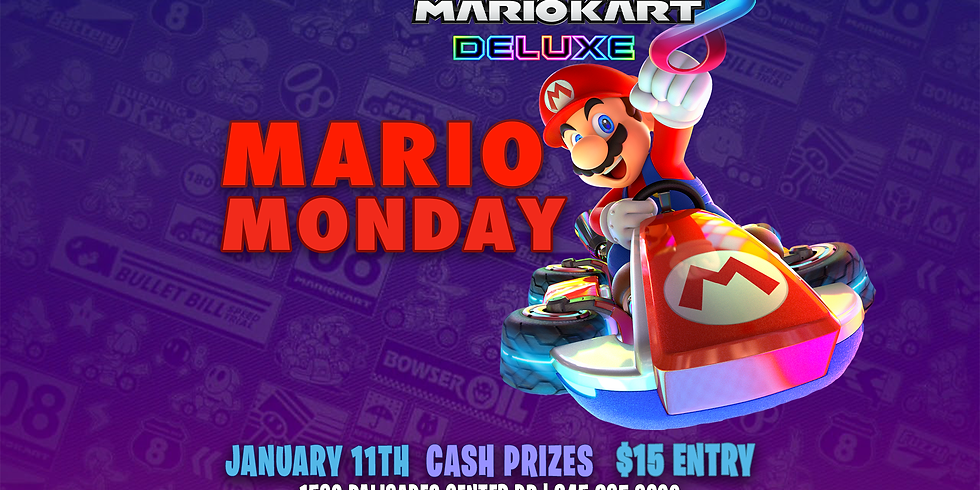 MarioKart Monday