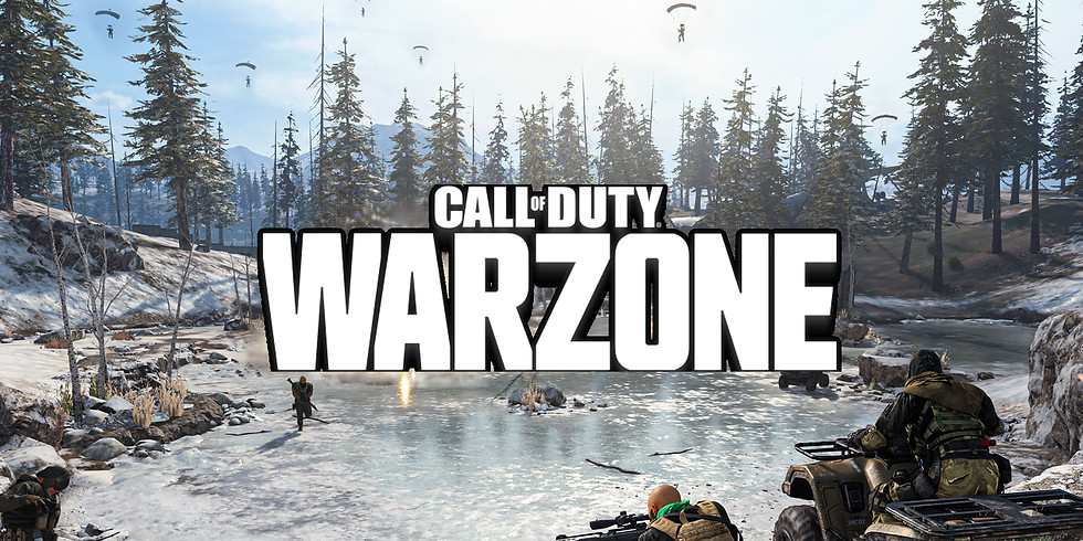 Call of Duty WarZone:Duos