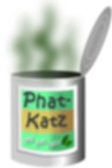 Phat-Katz minty cat food