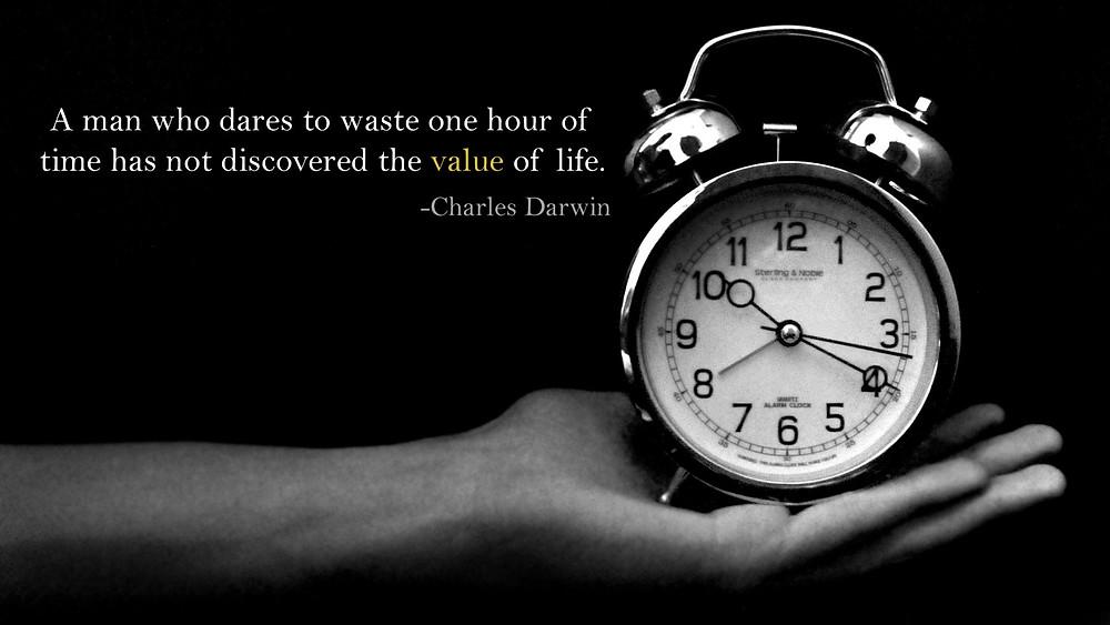Life is always ticking