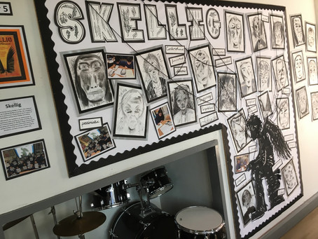 Skellig School Display