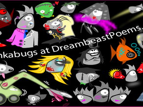 Welcome to the new DreambeastPoems blog ... Let's make this a Dreambeast day ...