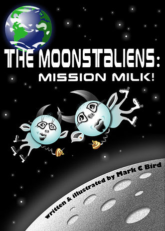 Join aliens Kezo & Yax on a mad milk-finding mission to Earth.