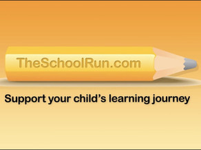 The School Run - a great resource for parents and teachers