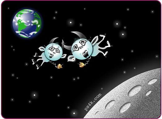 Kez & Yax fall to Earth