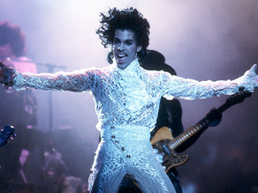 5 years since we lost my one and only musical hero, Prince ... I'll adore him 4ever
