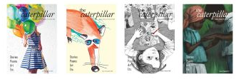 What a magazine ... if you love fresh children's literature, subscribe now ... #TheCaterpillar