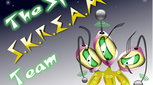 The Spacebook S.K.R.E.A.M Team. New story at PS4K!