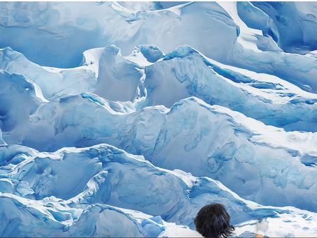 Zaria Forman's Incredible Pastel Art ... Inspiring Children