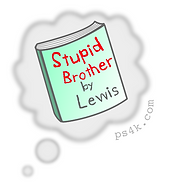 Stupid Brother book