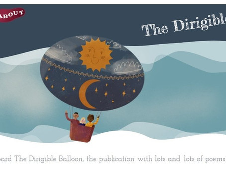 Welcome aboard The Dirigible Balloon