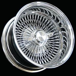 Reverse Wire Wheel