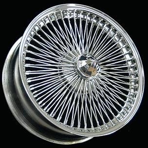 Front Wheel Drive Wire Wheel