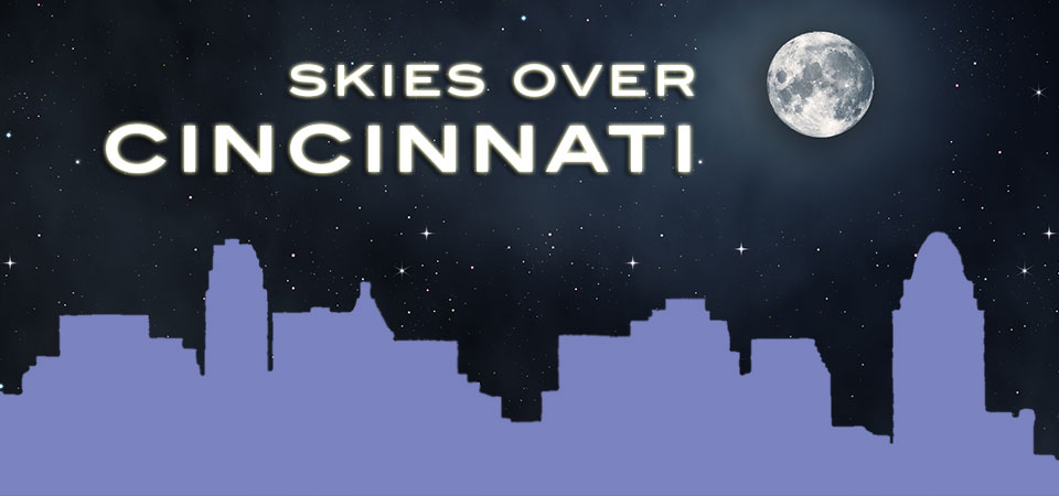 Skies Over Cincinnati