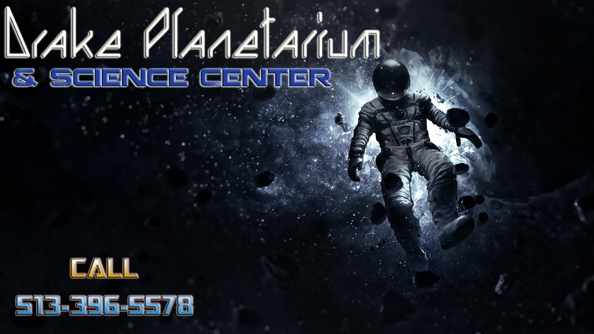 AstronautPlanetarium