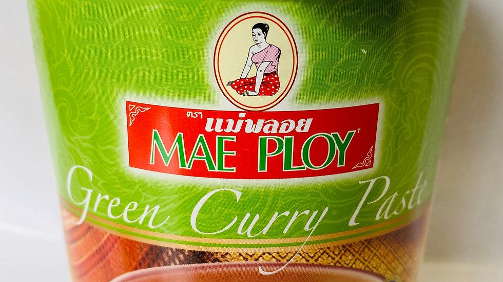 Pâte de curry Piment vert/ Citronnelle