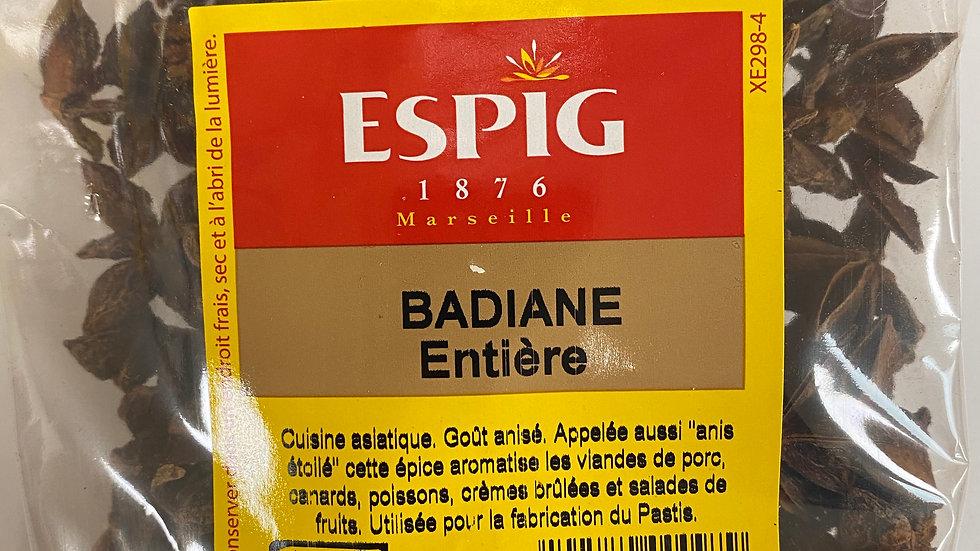 Badiane Entiere 100g