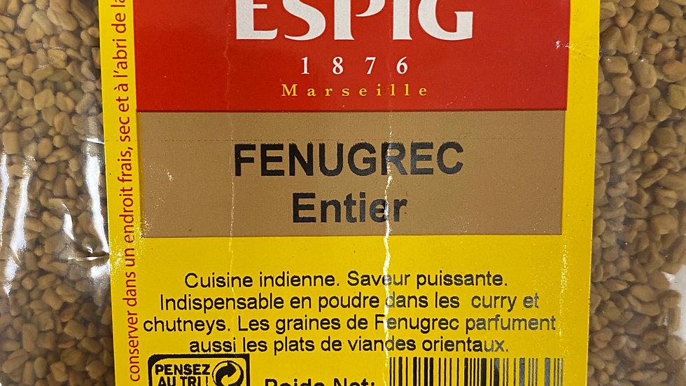 Fenugrec Entier 100g