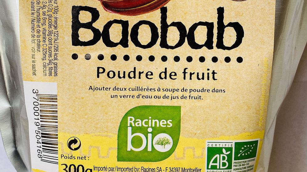Poudre de Baobab 300g BIO