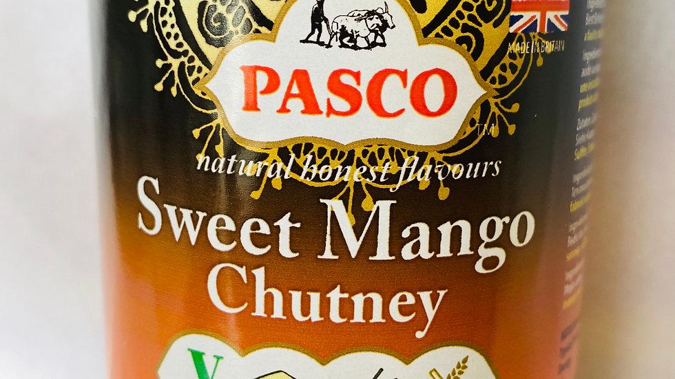 Pâte Sweet Mango Chutney