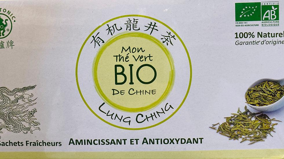 Thé vert Amincissant et antioxydant BIO