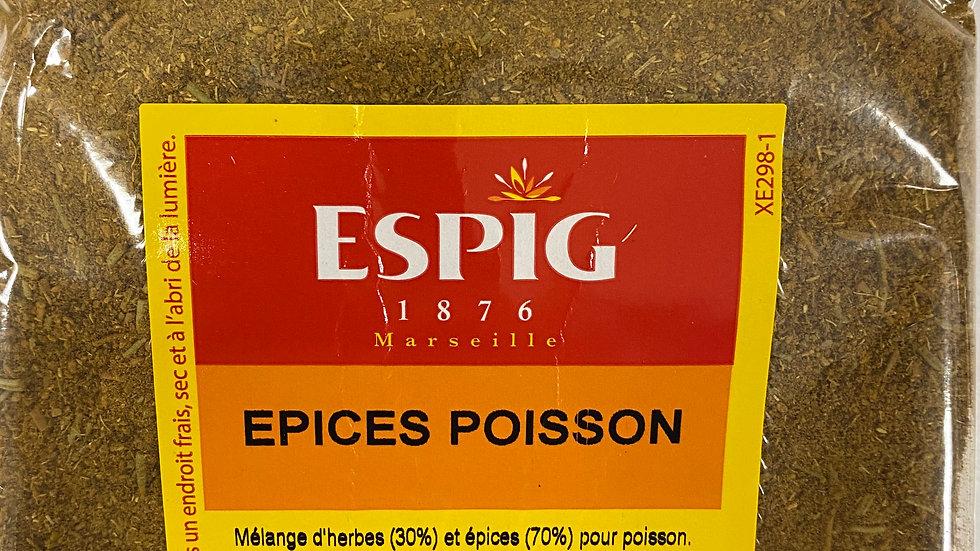 Epices Poisson 100g