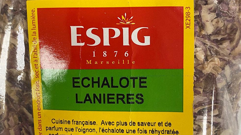 Echalote lanières 100g