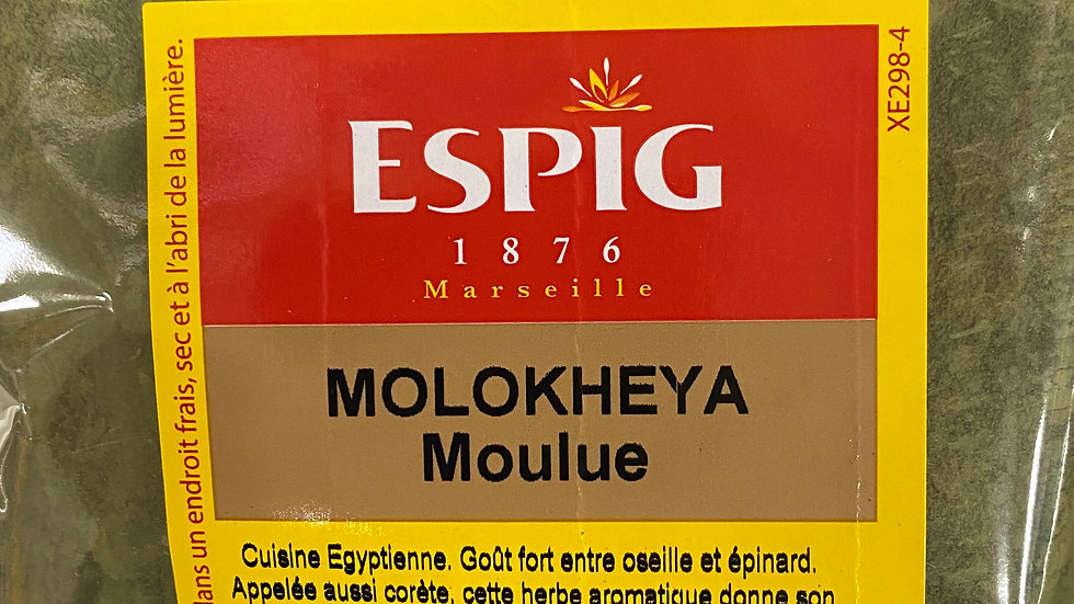 Molokheya Moulue 100g