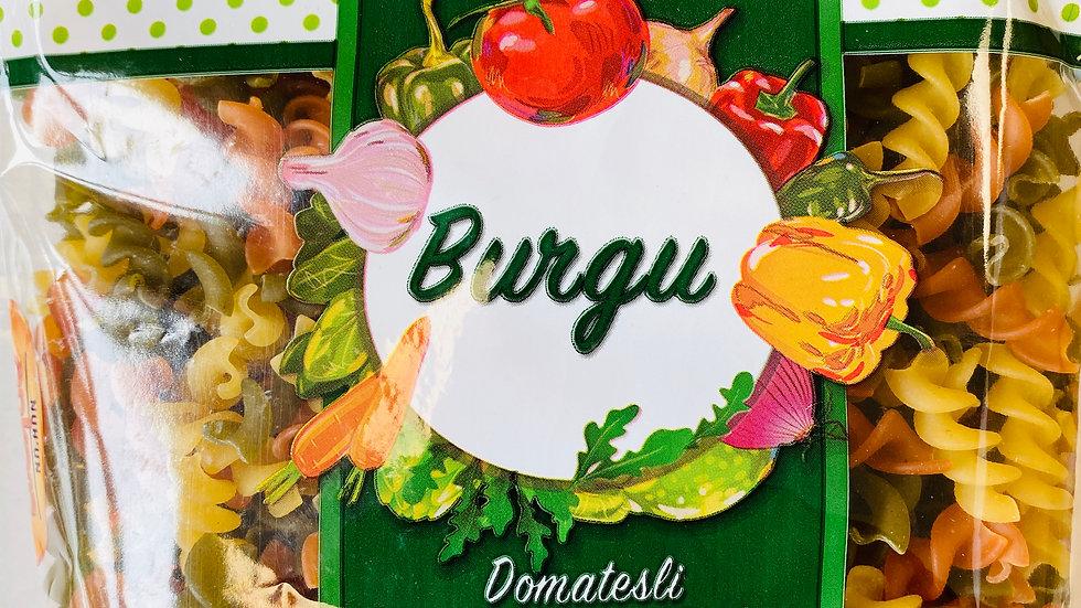 Pâtes: 3 variétés Fusili aux légumes