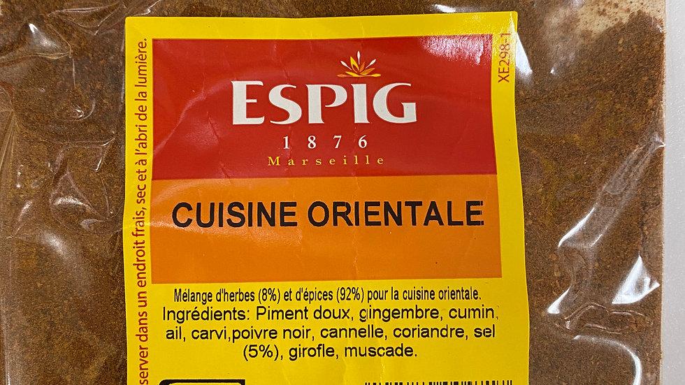Cuisine Orientale 100g