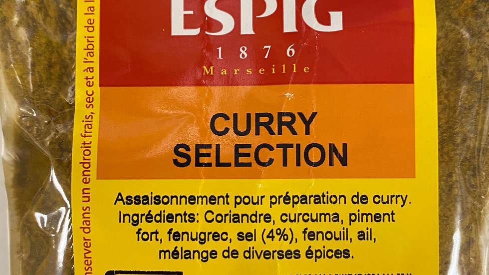 Curry Selection 100g