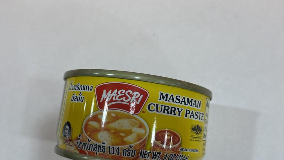 Pâte de curry jeune