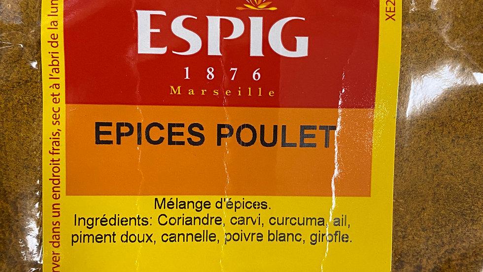 Epices Poulet 100g