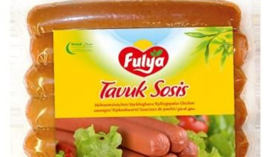 Saucisse à base de Poulet- Tavuk Sucuk- Fulya