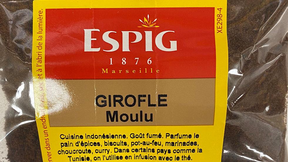 Girofle Moulu 50g