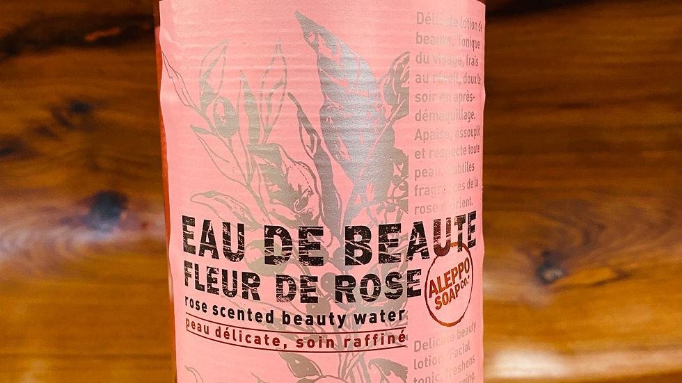 Eau de beauté: Fleur de Rose 500mL