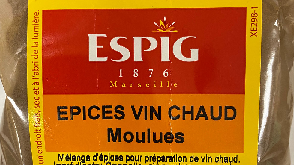 Epices Vin chaud 100g