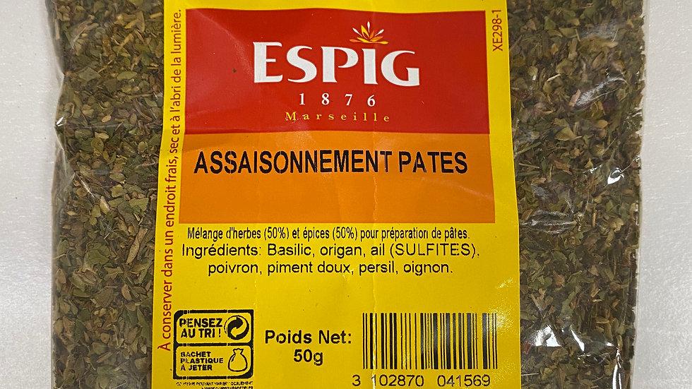 Assaisonnement pâtes 50g