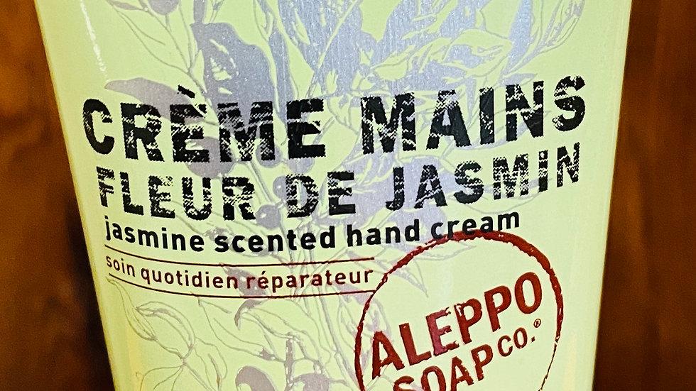 Crème pour les mains- Fleur de Jasmin