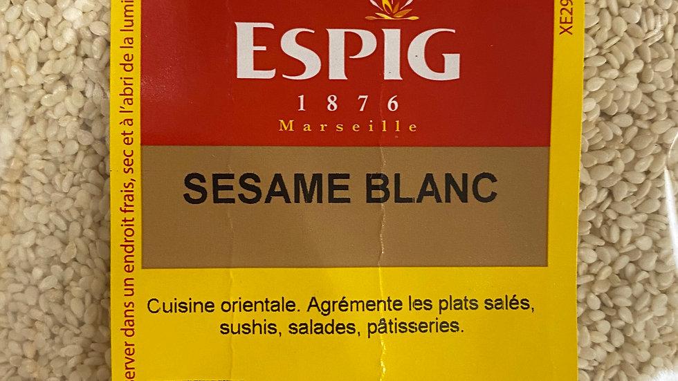 Sésame Blanc 100g