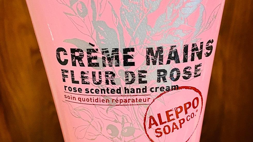 Crème pour les mains- Fleur de Rose