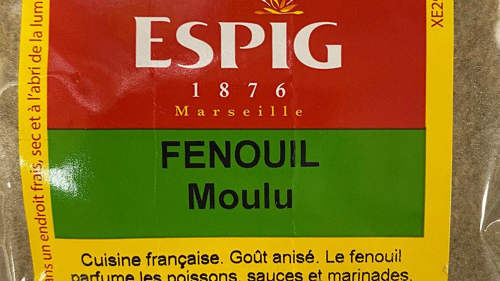 Fenouil Moulu100g