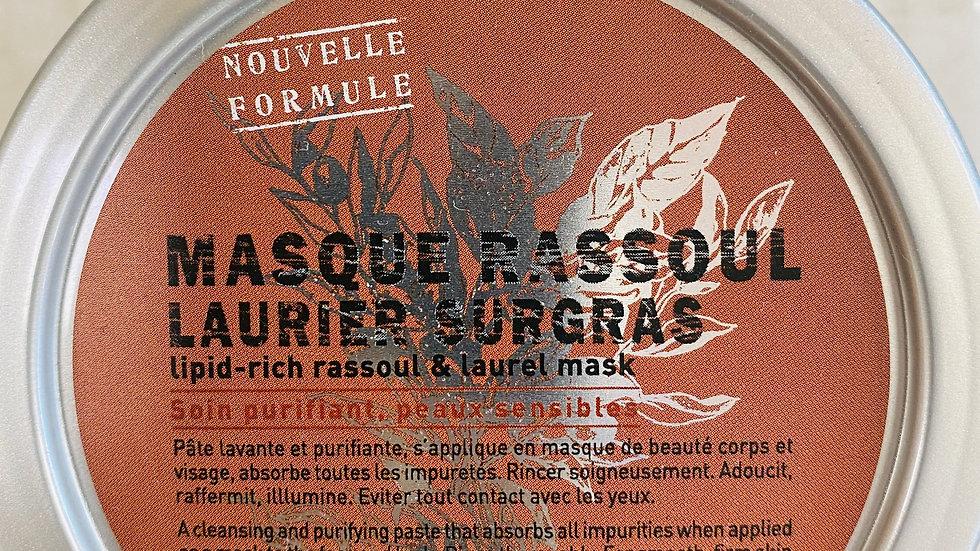 Masque Rassoul – Laurier Surgras